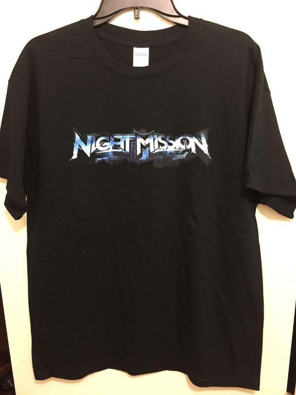 Night Mission Logo Shirt