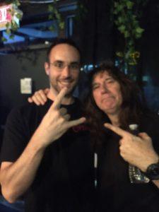 Riz with John Gallagher